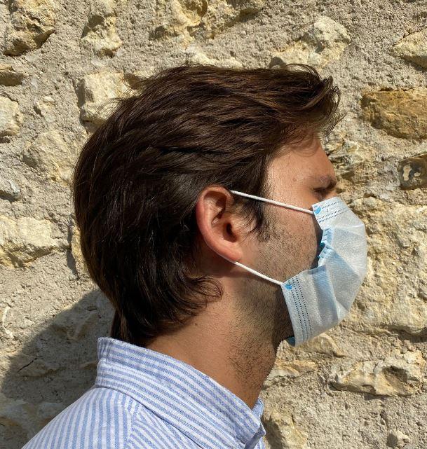 Masque de protection Serial Worker