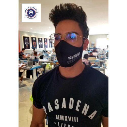 Masque personnalisé all over 50 lavages