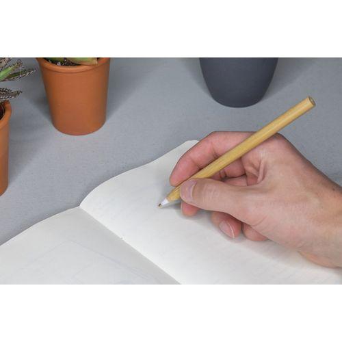 Crayon réalisé en bambou
