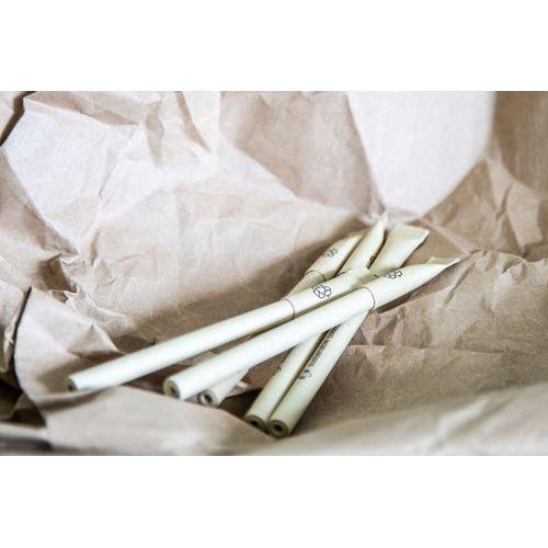 Stylo en papier recyclé