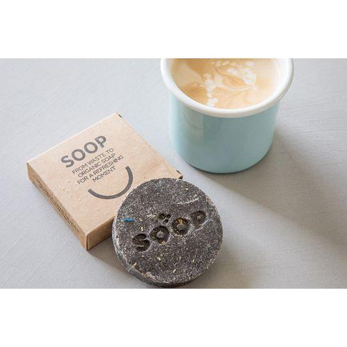 SOOP savon organique marc de café