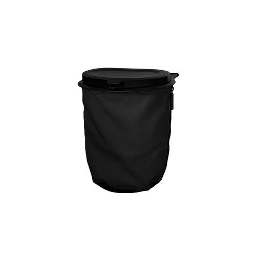 Flextrash 3 L - salle de bains/maison noir