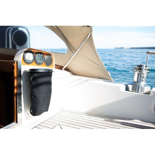 Flextrash - 5 L bateau noir