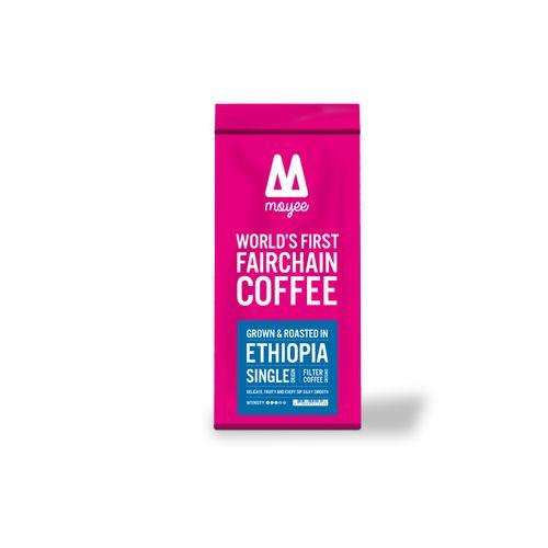 Café équitable - Single origin Mouture à filtre