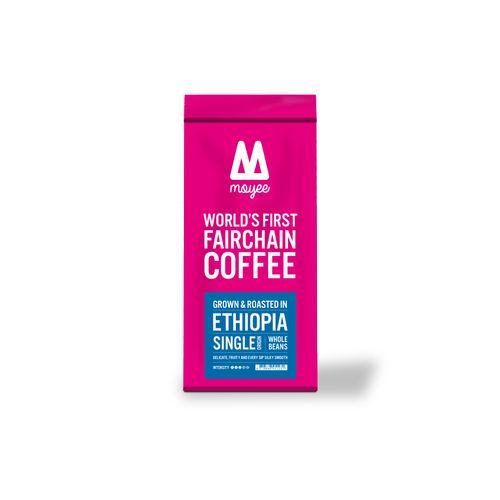 Café équitable - Single origin grains entiers