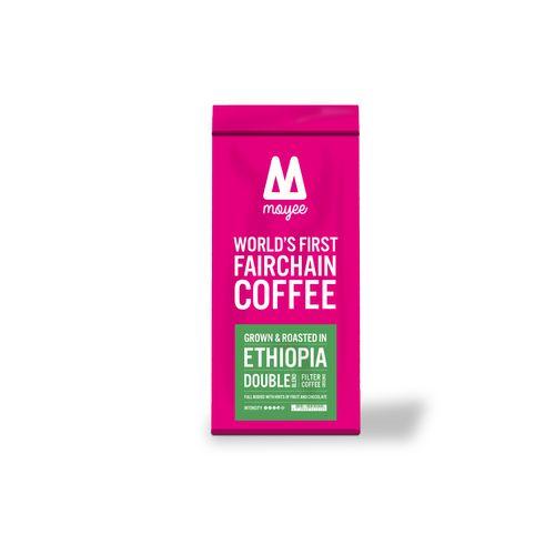 Café équitable - Double blend Mouture à filtre