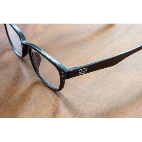 Ces lunettes de lecture sont non seulement pratiques mais également durables. Ces verres sont fabriqués à partir de plastique recyclé