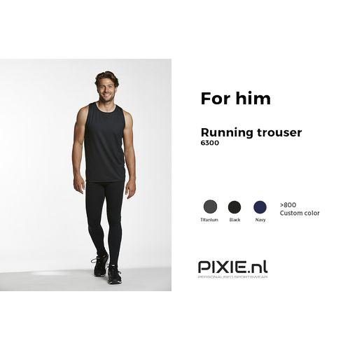Vêtements de sport durables - fabriqués à partir de filets de pêche et de tapis recyclés - leggings pour hommes