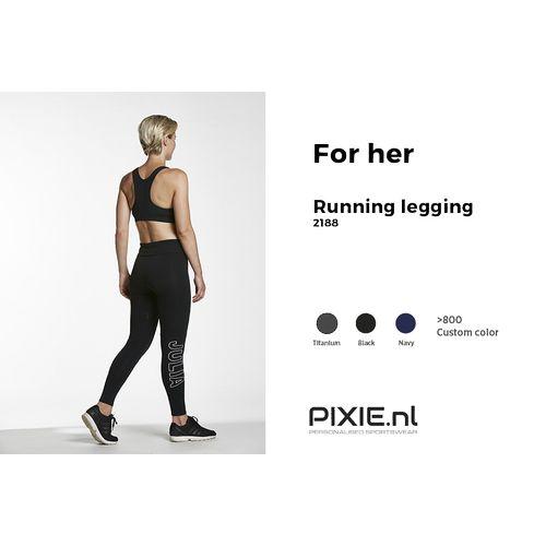 Vêtements de sport durables - fabriqués à partir de filets de pêche et de tapis recyclés - leggings pour femmes