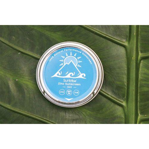 Crème solaire biologique durable -30  ml