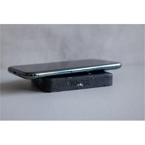 Chargeur de téléphone sans fil - fabriqué à partir d'appareils électroniques ménagers recyclés