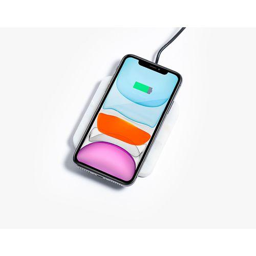 Chargeur de téléphone sans fil: fabriqué à partir de