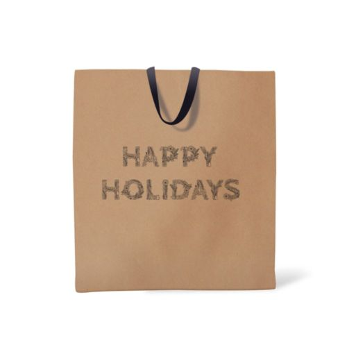 Happy Holidays lahjakassi