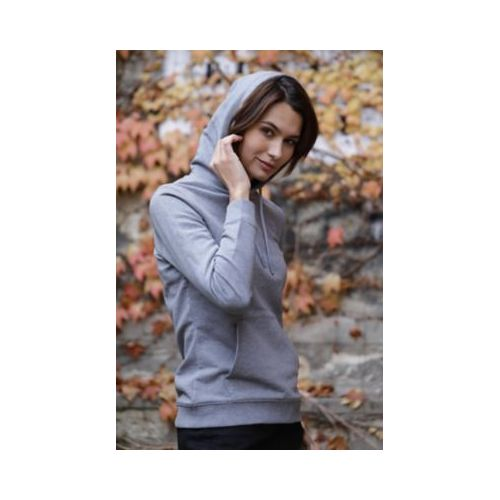 SWEAT-SHIRT A CAPUCHE FRENCH TERRY FEMME