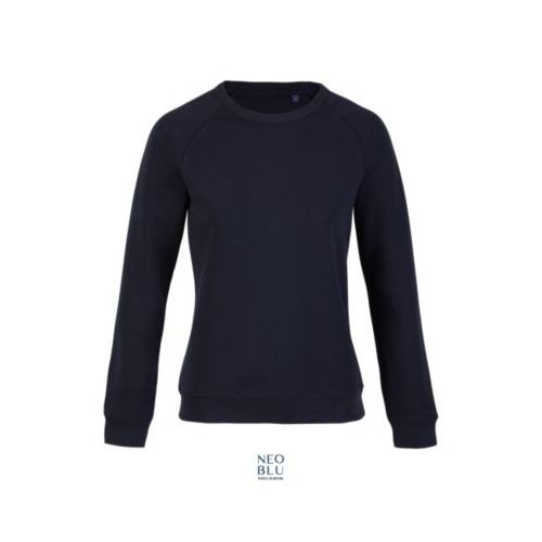 SWEAT-SHIRT COL ROND FRENCH TERRY FEMME