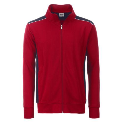 Sweat-shirt veste workwear homme-Level 2