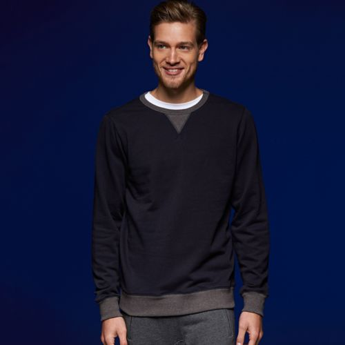 Sweat-shirt french terry homme