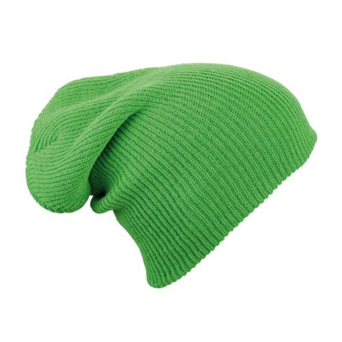 Bonnet Knitted Long