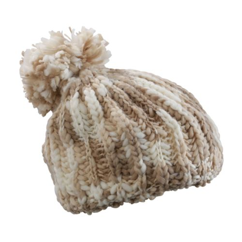 Bonnet Coarse Knitting