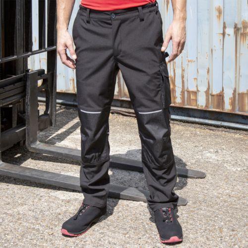 Pantalon de Travail Softshell Slim Fit
