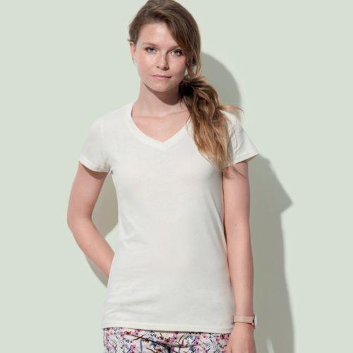 T-Shirt Janet V femme