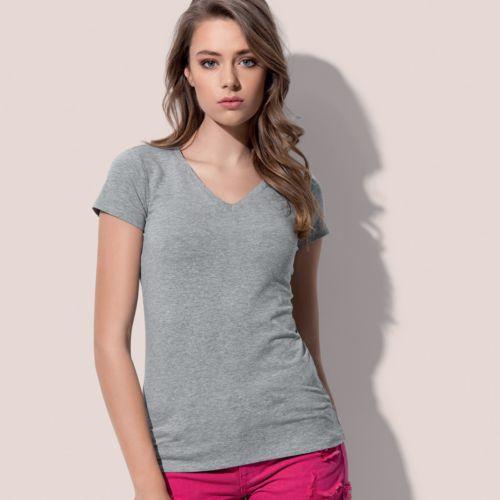T-Shirt Claire V femme