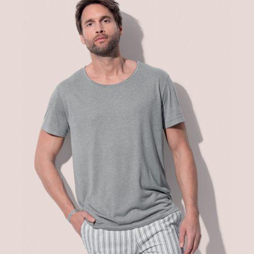T-shirt David Oversized homme
