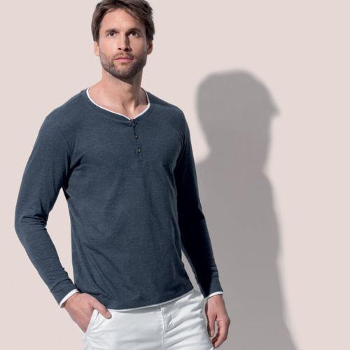 T-Shirt Luke Henley ML