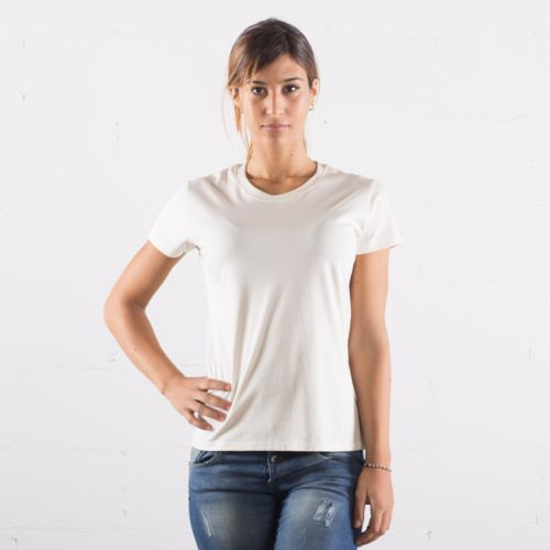 T-shirt Retail femme