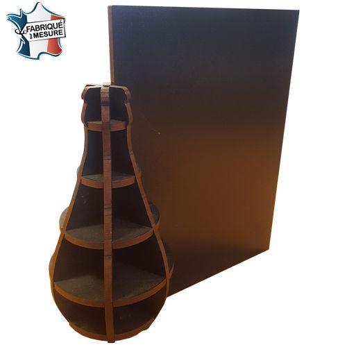 Ardoise de table avec 3D