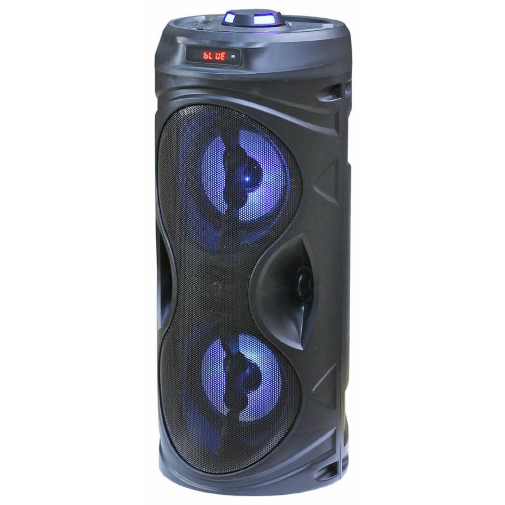 Enceinte Bluetooth Karaoké