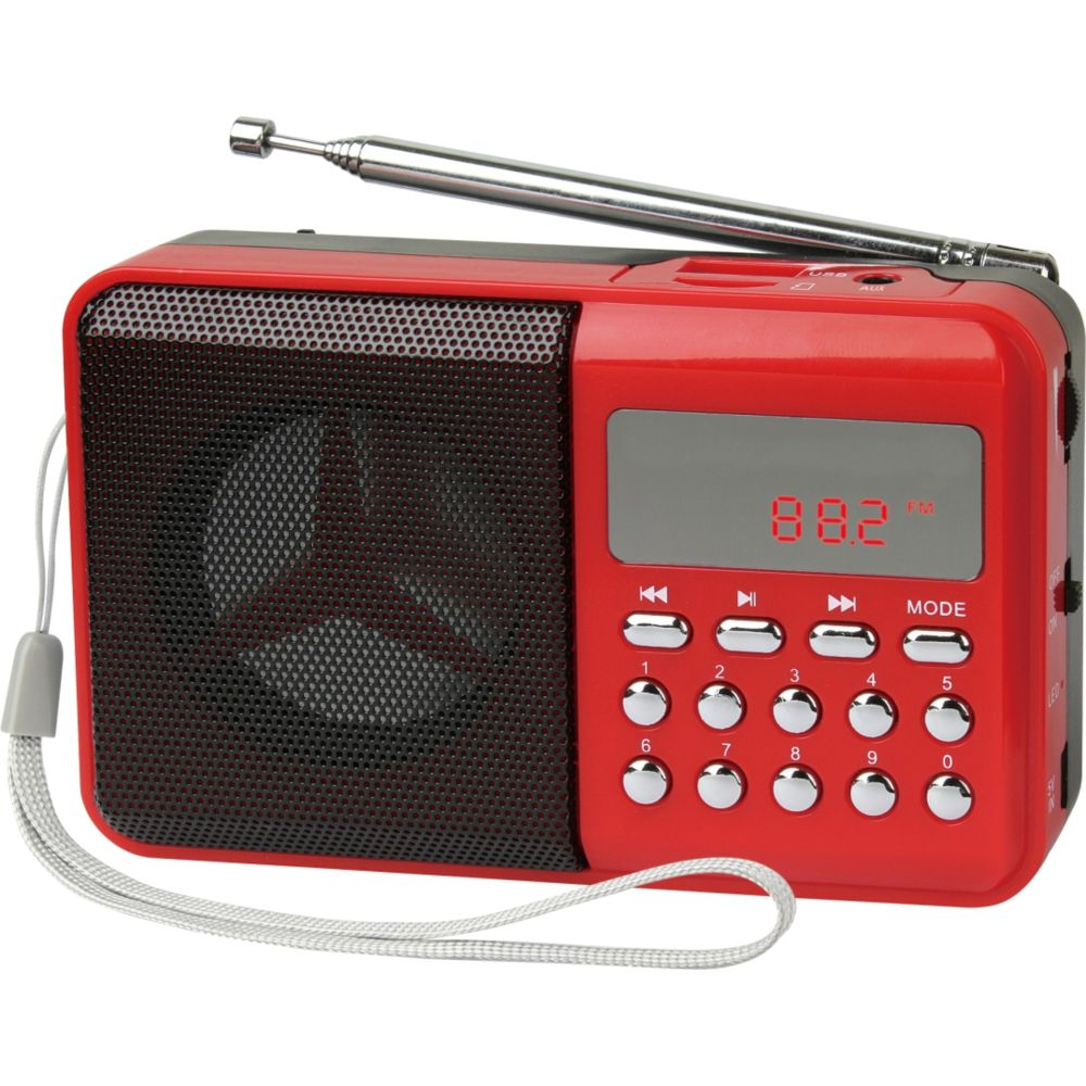 RADIO FM MP3 PORTABLE