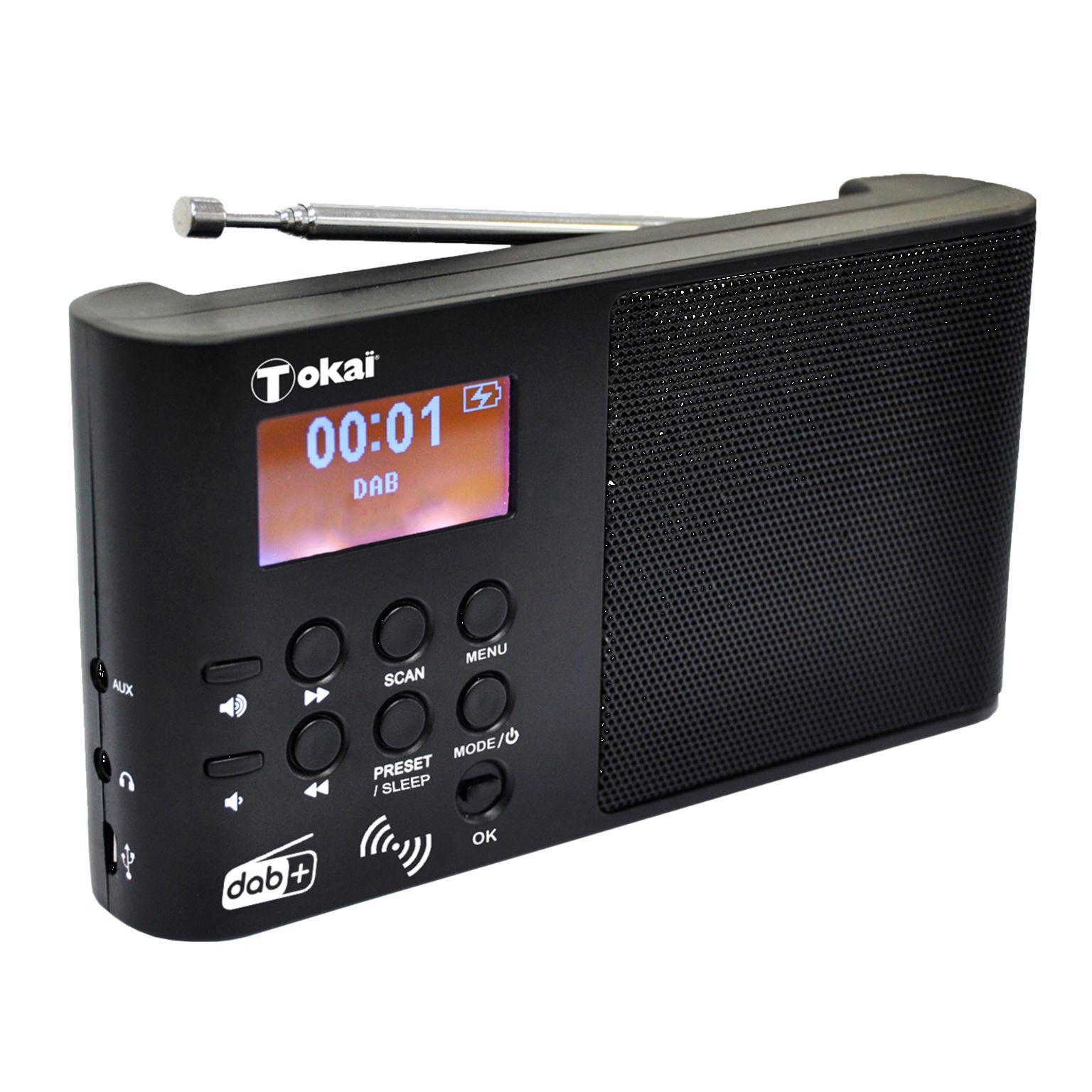 RADIO PORTABLE FM/DAB+
