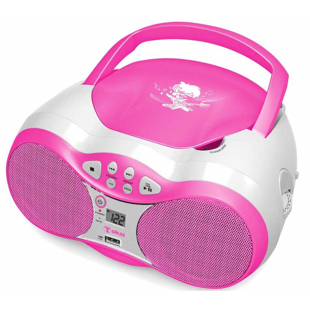 BOOMBOX - RADIO - CD - MP3 - USB