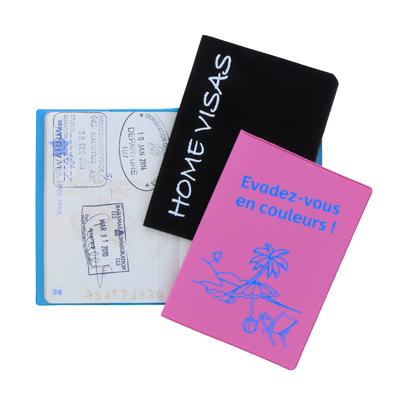 Couverture passeport