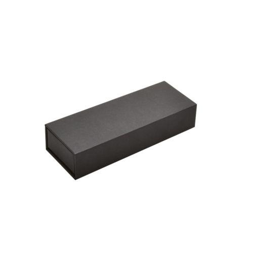 Coffret cadeau en carton noir, Objet personnalisable, comité social économique