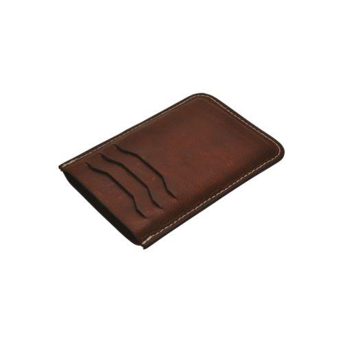 Etui / porte carte en cuir pour chargeur nomade, Objet personnalisable, comité social économique