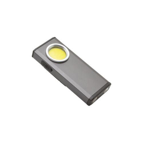 Lampe torche rechargeable 2 en 1 aimantée 'Proxima'