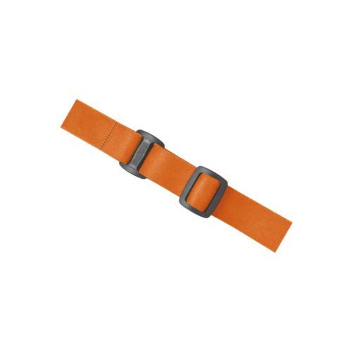Bandeau 2 cm pour lampe frontale 1W 'Sirius', orange