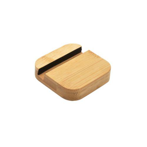 Support téléphone en bambou 'Dock' V2