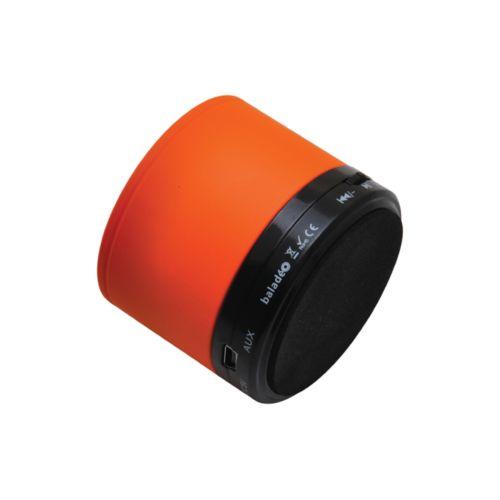 Mini enceinte sans fil 'Thunder Bay', orange