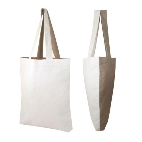 Sac boutique / sac shopping VISVERSA, Objet personnalisable, comité social économique