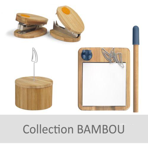 BAMSTAP - Set de bureau, Objet personnalisable, comité social économique