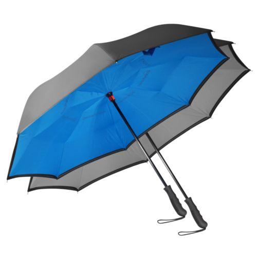 Parapluie reversible REVERSO, Objet personnalisable, comité social économique