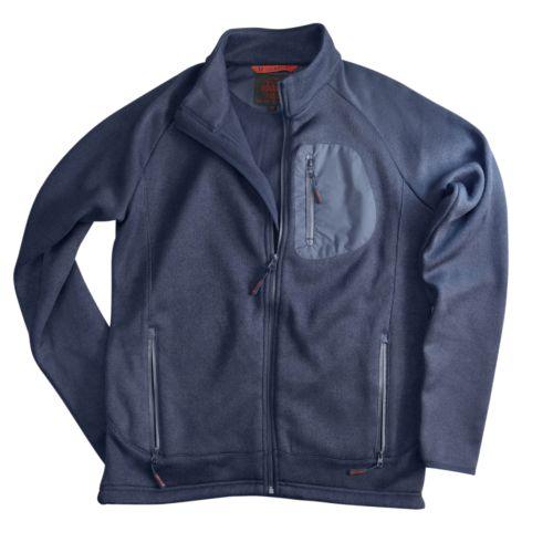 VUARNET - Veste polaire tricot, Objet personnalisable, comité social économique