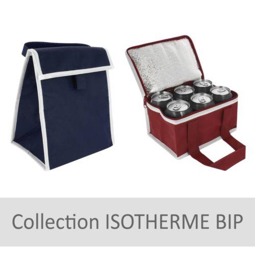 Lunch bag isotherme - BIP, Objet personnalisable, comité social économique