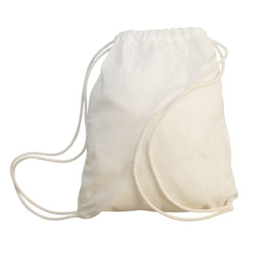 GYMI - Gym bag naturel, Objet personnalisable, comité social économique