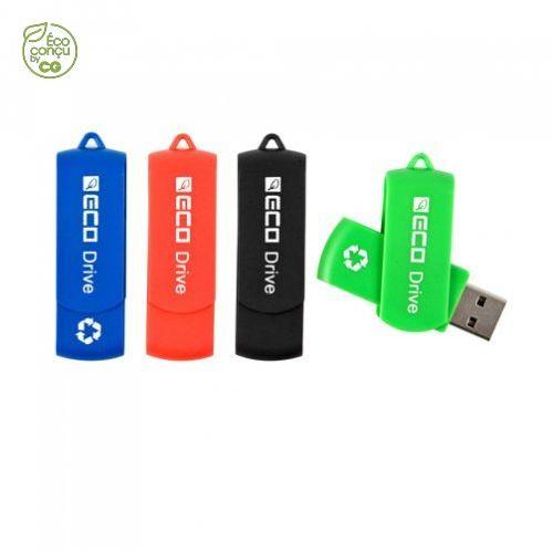 Clé USB ECO, Objet personnalisable, comité social économique