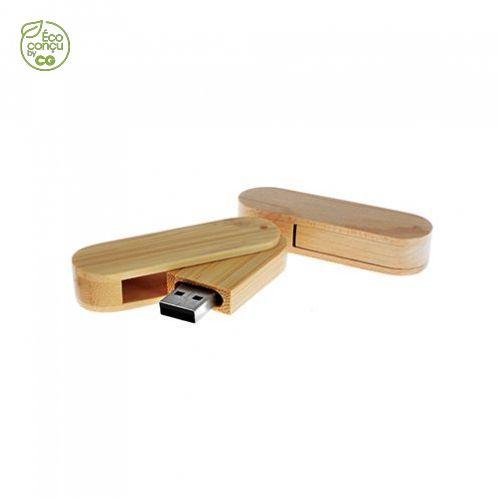Clé USB E-BAMBOU, Objet personnalisable, comité social économique