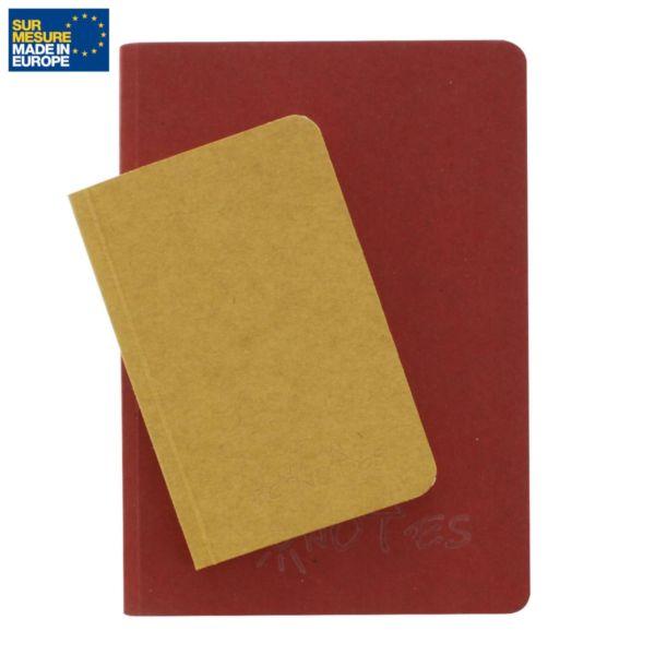 Cahier dos carré collé, Objet personnalisable, comité social économique